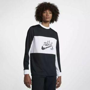 Nike SB Men's Size XL Dry Mesh Longsleeve T-Shirt